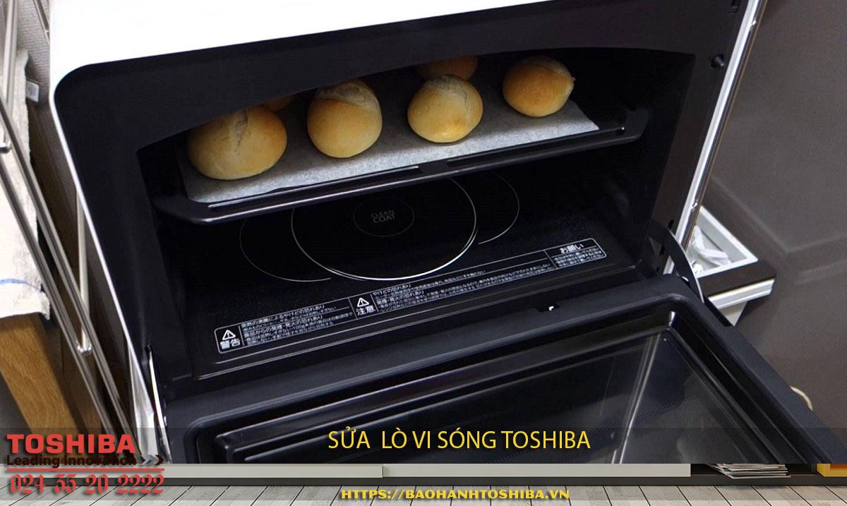 Sửa lò vi sóng Toshiba tại nhà uy tín ở Hà Nội