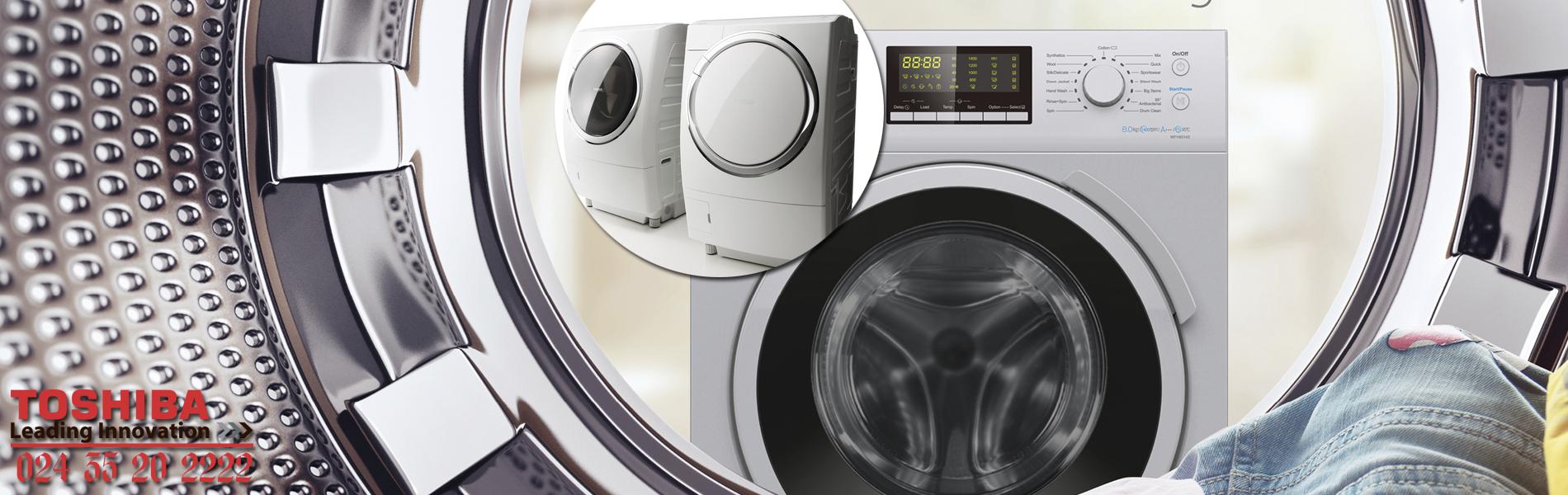 Sửa Máy Giặt Toshiba