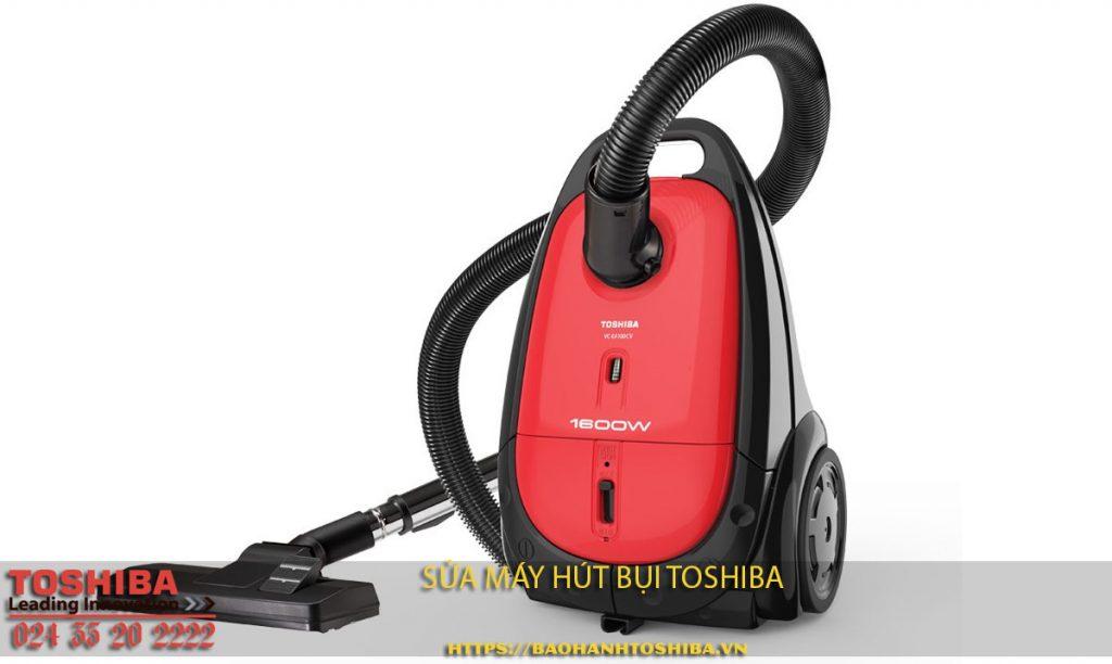 Sửa máy hút bụi Toshiba giá rẻ mà linh kiện chính hãng